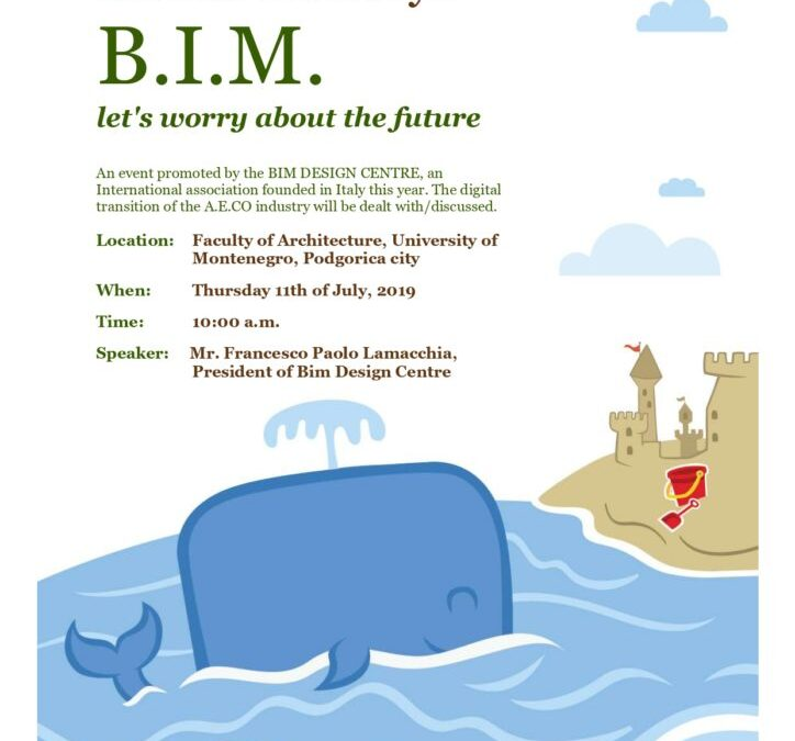 Event on BIM Montenegro